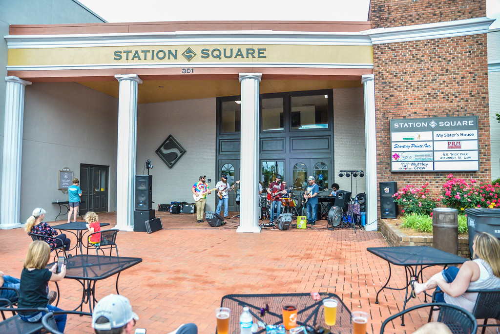 Gallery Station Square Rocky Mount Nc